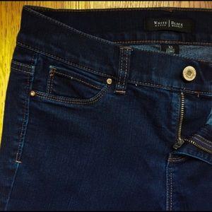 WHBM skinny jeans